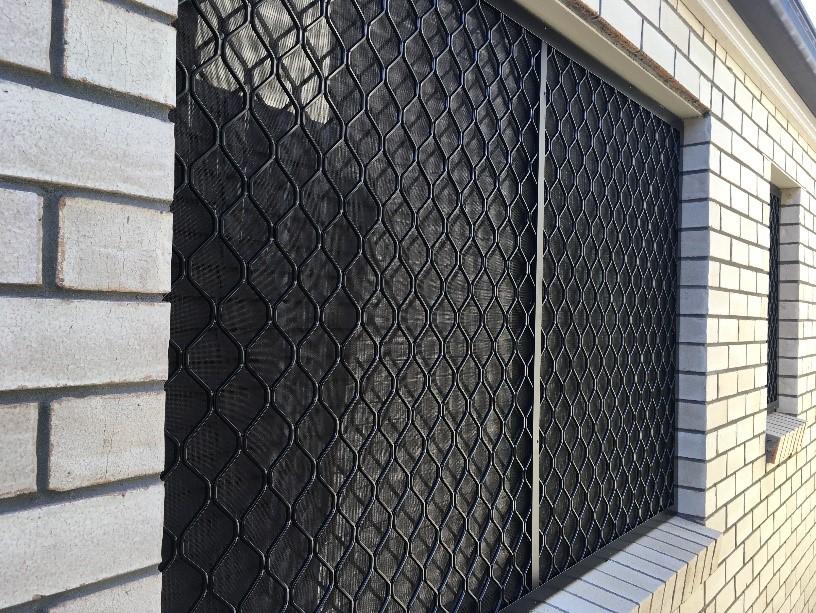 diamond security screen