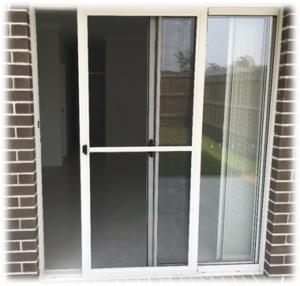 fly screen door