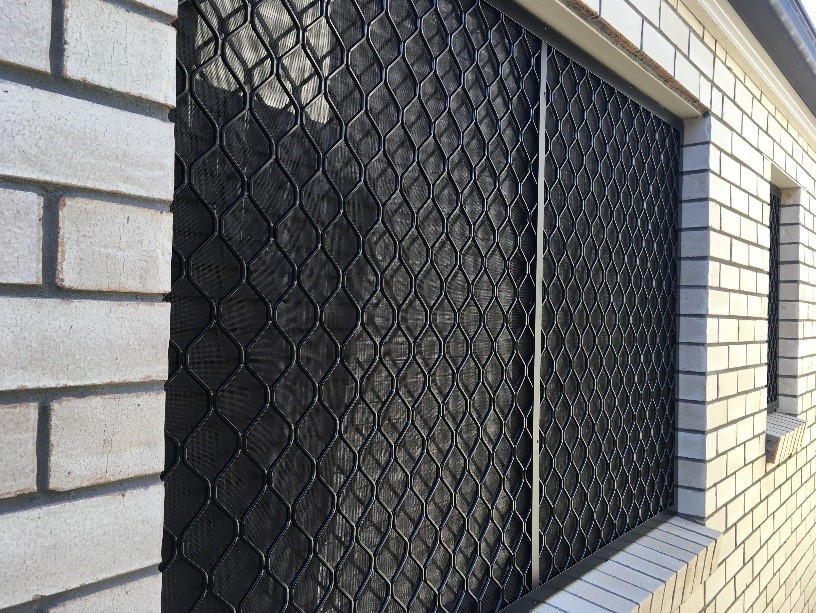 diamond security screen