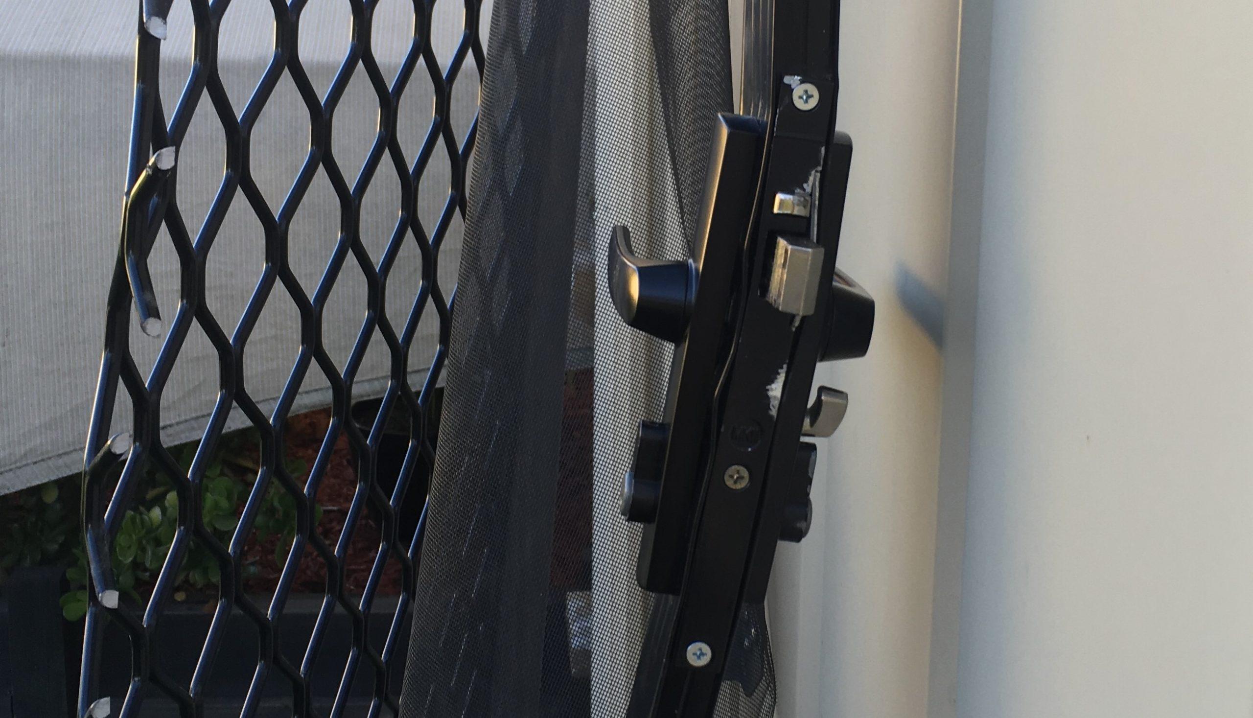 single lock broken