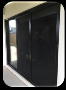 stainless steel stacker door