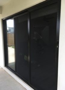 stacker door